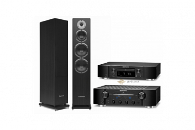 CABASSE Alderney MT32 +Marantz PM/ND8006
