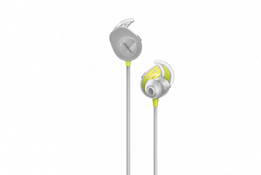 BOSE SoundSport wireless citronová